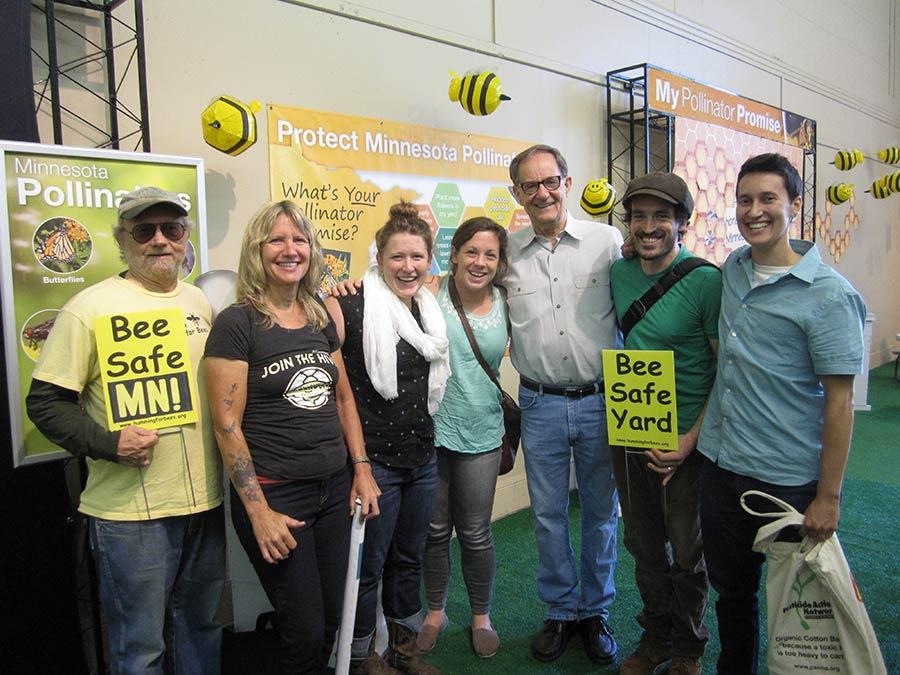 Celebrate Minnesota bees